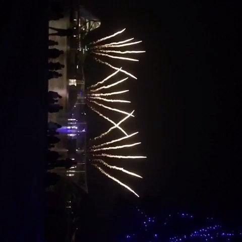 深圳欢乐海岸喷泉