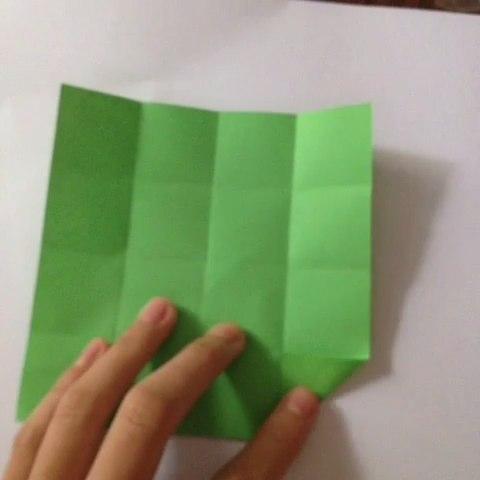 简单笔筒#折纸##手工折纸##折纸教程
