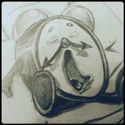 铅笔画##素描画#素描,喜欢请赞!